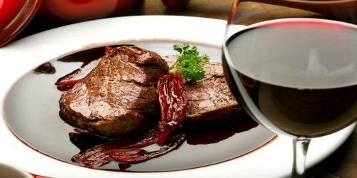 vinos para carnes