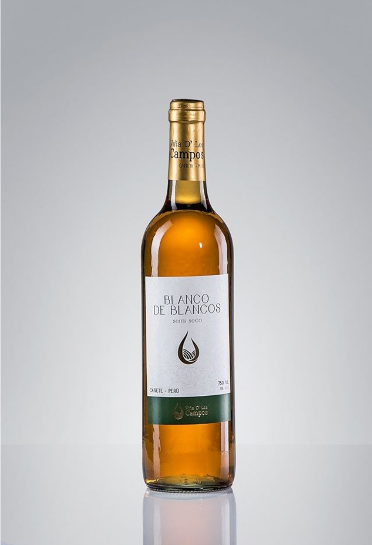 vino blanco de blancos